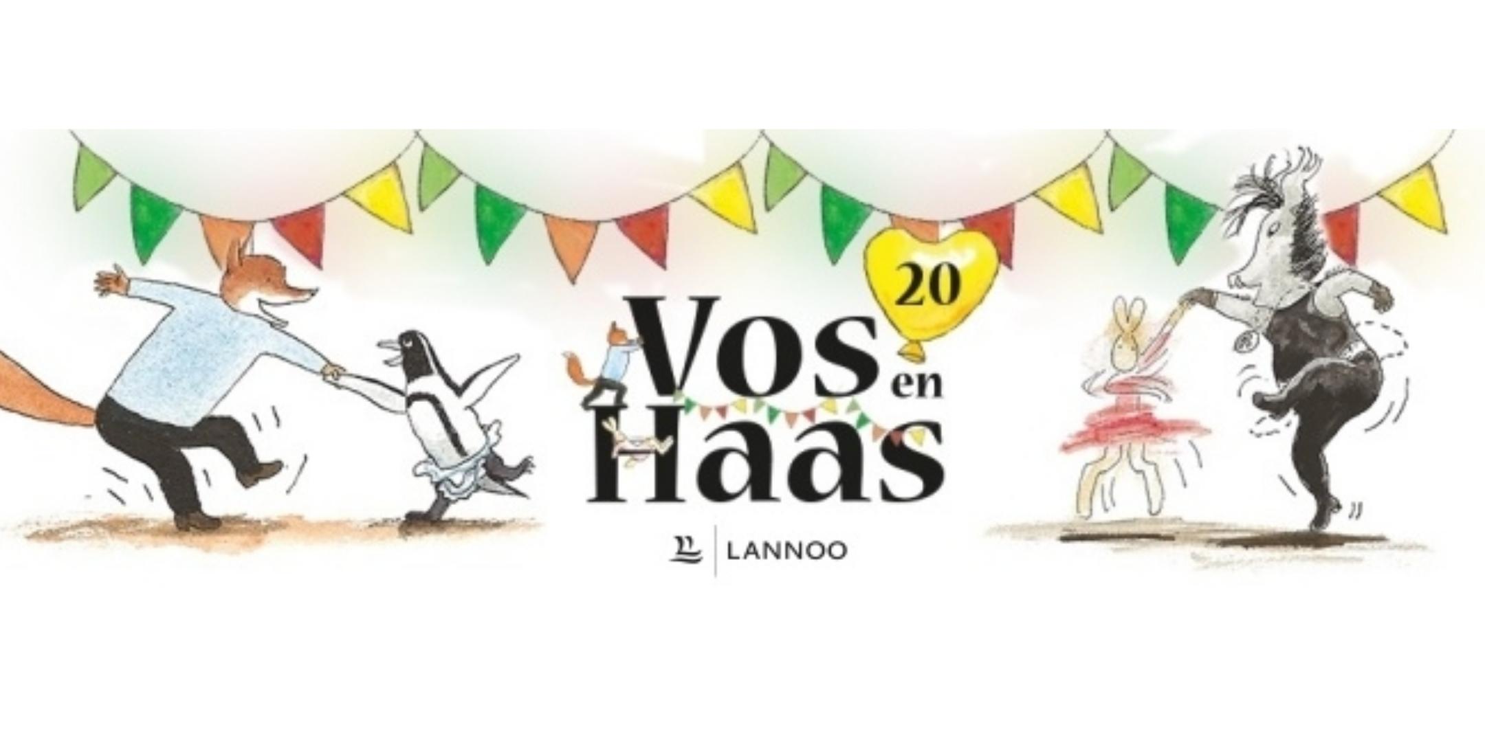 20 jaar Vos en Haas