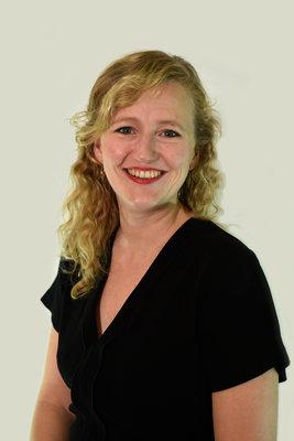 Astrid De Bruycker, schepen van Gelijke kansen, Welzijn, Participatie, Buurtwerk en Openbaar groen