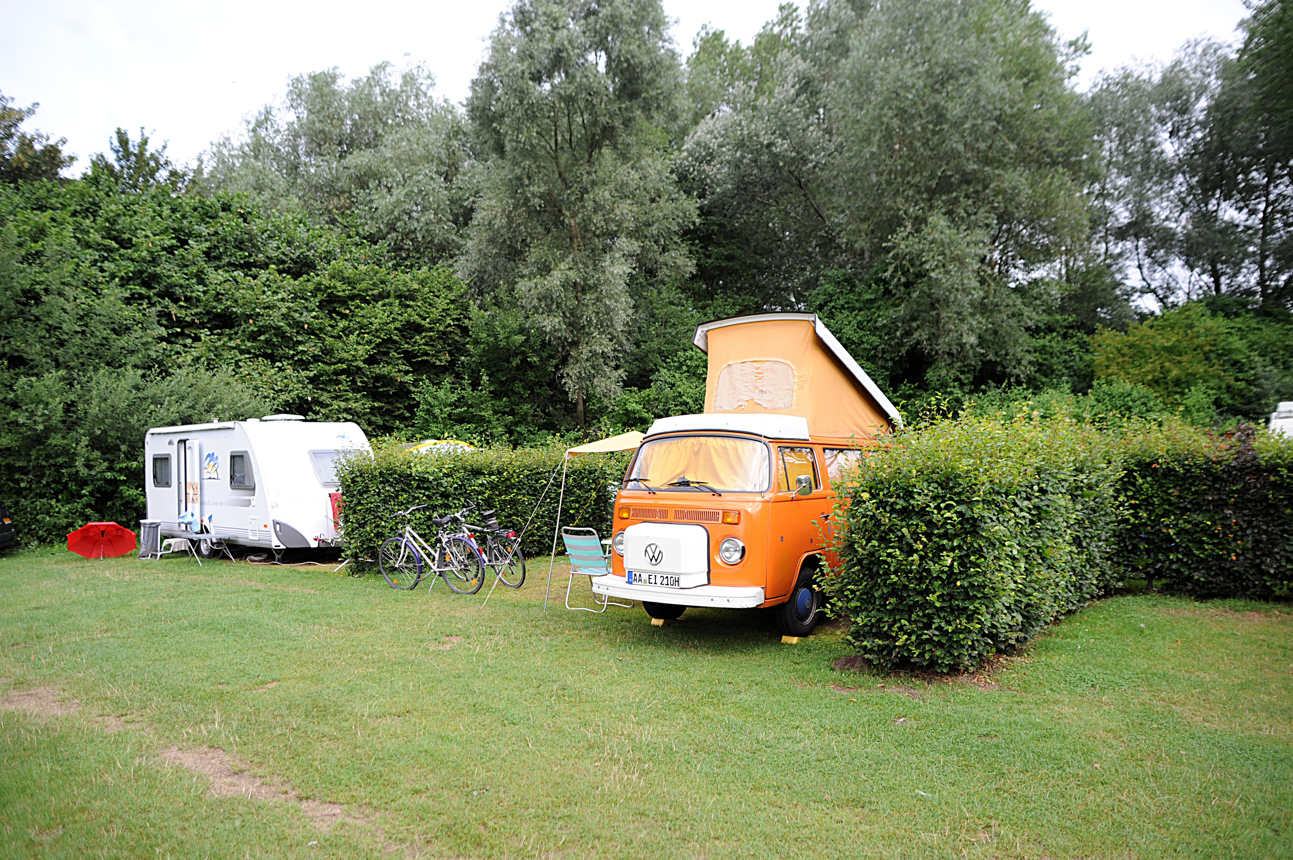 Camping Blaarmeersen.