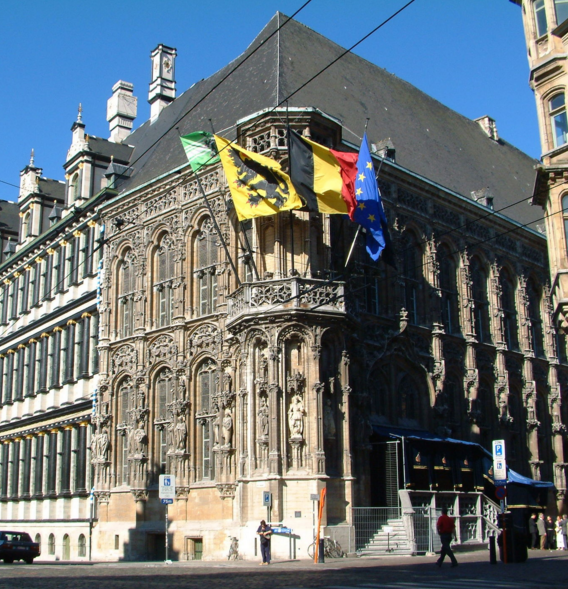 Gent stadhuis