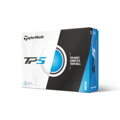 TP5 & TP5x Golf Ball