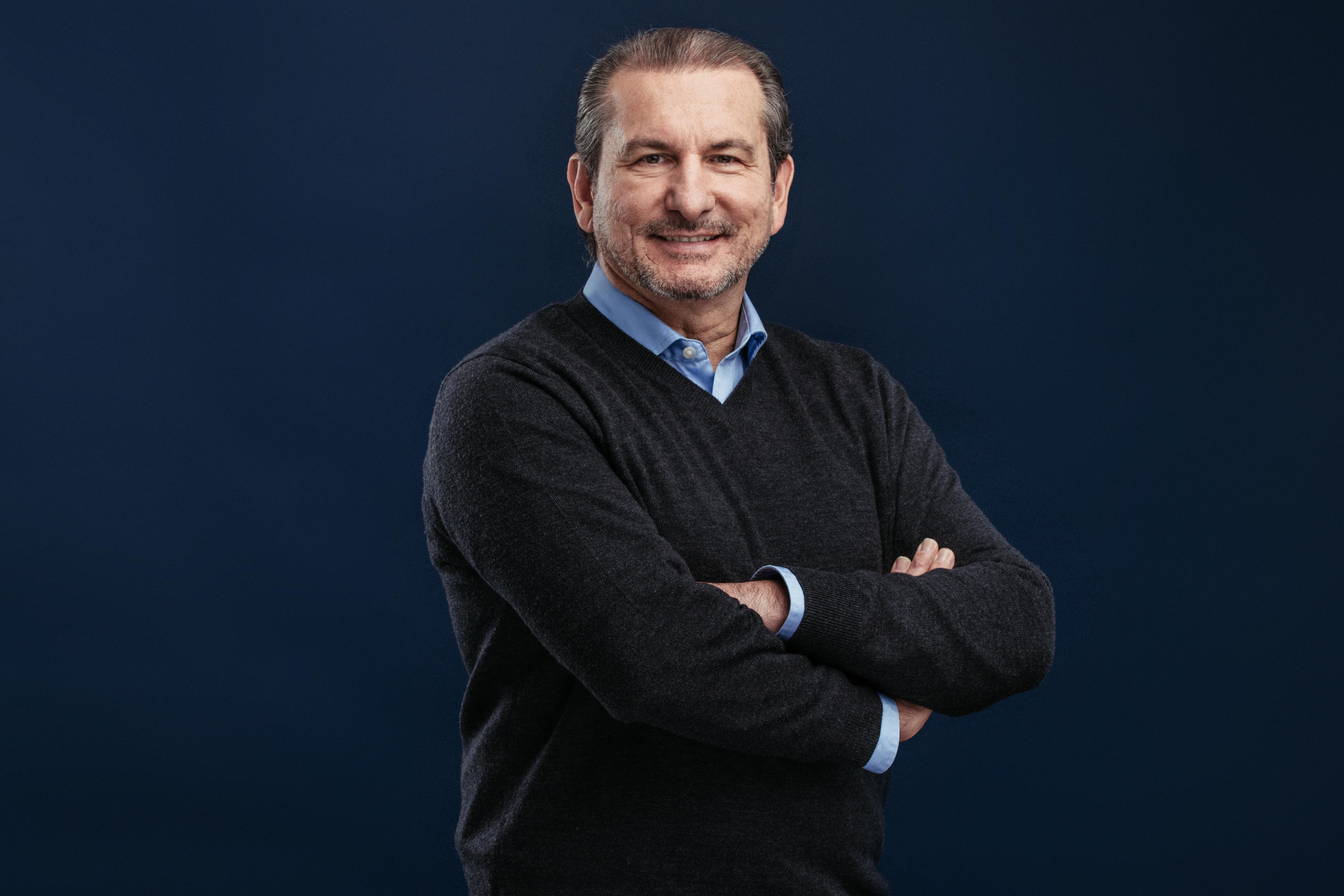 solarisBank CEO Dr. Roland Folz ©MaxThrellfall