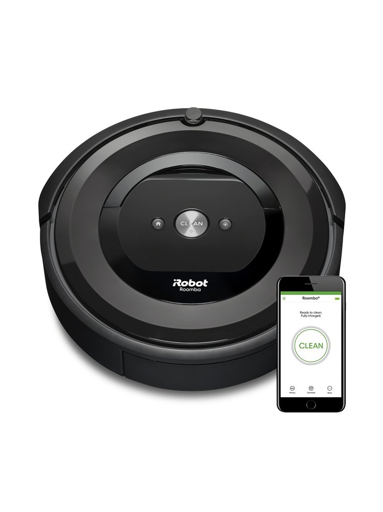 289376 roomba%20e5%20with%20phone 1c11ab large 1536247669