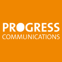 Logo Progress Communications België