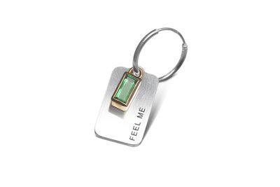 264288 etiket feelme zilver steen goud groen 460486 medium 1510766484