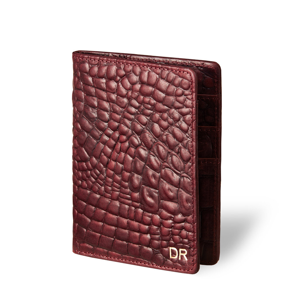 283655 daphny%20raes burgundy croco luxury leather passport holder side monogram 79 1aaf53 large 1529673345