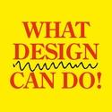 What Design Can Do logo