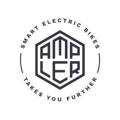 Black logo for print
