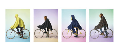 The Peoples Poncho Bikes