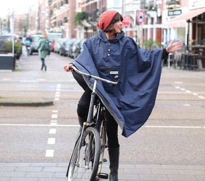 The Peoples Poncho Amsterdam 1