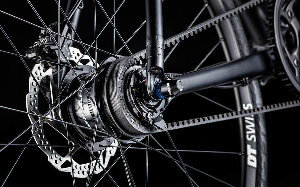 Hexlox partners with Canyon Bicycles to secure new urban