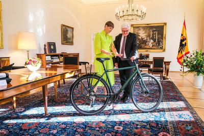 President Kaljulaid and President Steinmeier_Mattias Tammet _VPK