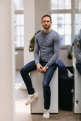 Yorick Naeff, CEO, Vertical 2