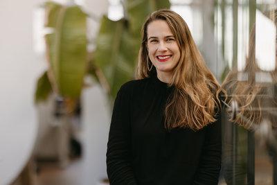 Angelika Dehmel, Content Lead, Horizontal