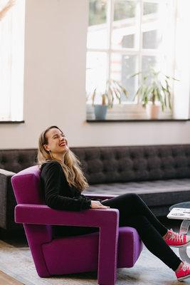 Angelika Dehmel, Content Lead, Vertical 3