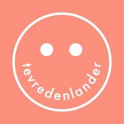 Tevredenlander logo