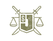 School For Justice logo