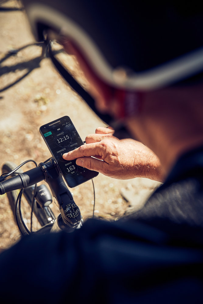 NEW E-TUBE RIDE APP COMPLETES THE SHIMANO STEPS E-BIKE