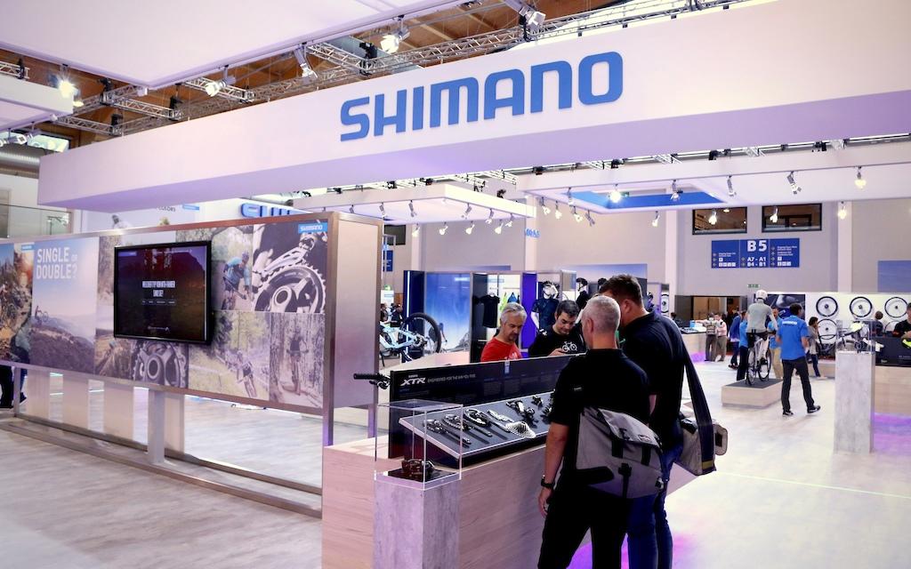 Shimano Eurobike booth.jpg