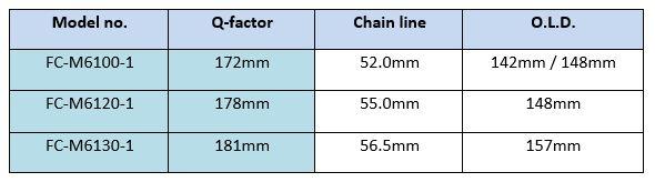 M6100 crank options.JPG