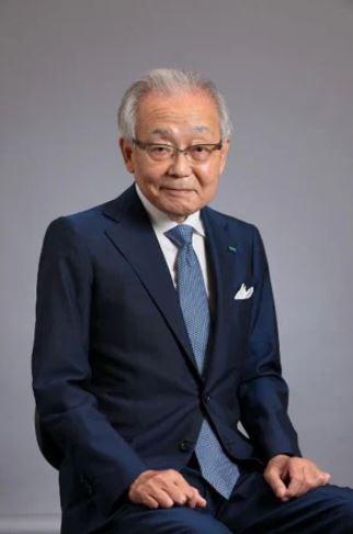 Yozo-Shimano-President.JPG