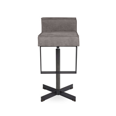 250567 hr%20ph1%20barstool%20ronald%20hooft%20lensvelt%20leather%20tribe%20grey%20brown%20clear%20lacquered%20steel%20front%20view 8995b8 medium 1497340387
