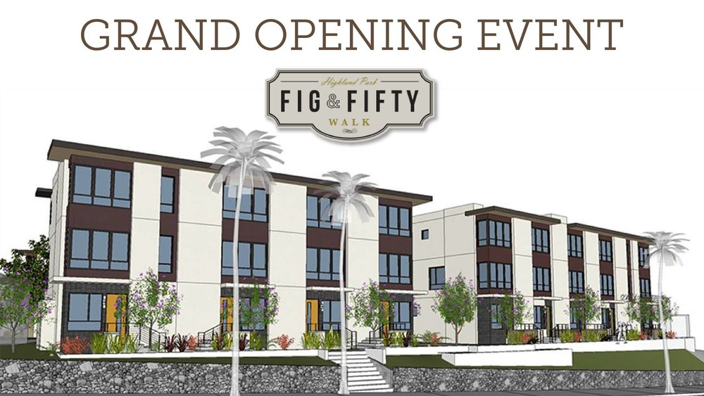 Fig & Fifty Townhomes Highland Park