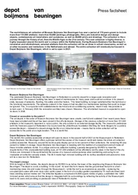Factsheet depot ENG