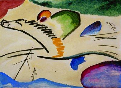 15 Wassily Kandinsky, Lyrisches
