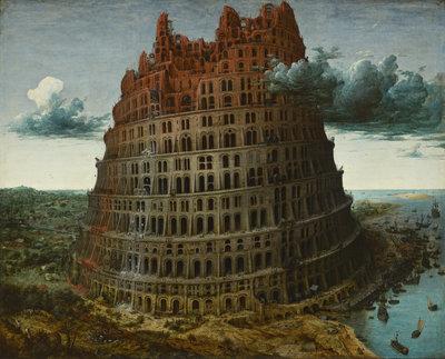 04 Pieter Bruegel (I), De toren van Babel_The Tower of Babel
