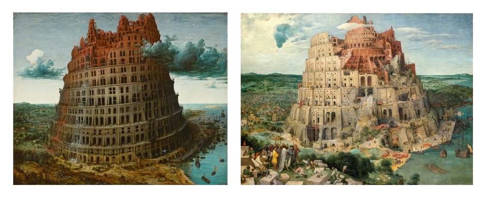 The Journey Of The Tower Of Babel Just 1 More Week On Display In Rotterdam Museum Boijmans Van Beuningen News