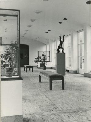 Het oude Museum Boijmans Van Beuningen, Van der Steur gebouw.