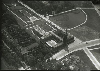 Het oude Museum Boijmans Van Beuningen ca. 1935, Fotograaf Onbekend