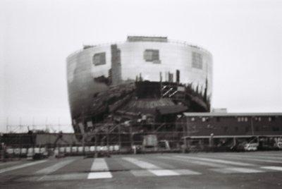 Depot Boijmans Van Beuningen. Fotografie: Nomad van Doorn.