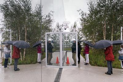 Zilveren Opening Depot Boijmans Van Beuningen-september 2020 foto Aad Hoogendoorn.