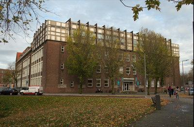 Huis van de Wijk Hillevliet. Foto: Suzanne Koopstra