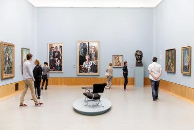 Het huidige Museum Boijmans Van Beuningen. Foto: Aad Hoogendoorn.