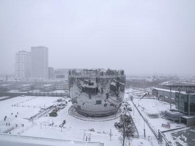 Depot Boijmans Van Beuningen, februari 2020. Foto: Ossip van Duivenbode