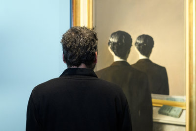 'Surrealist Art: Masterpieces from Museum Boijmans Van Beuningen', Te Papa Tongarewa, foto's: Mark Tantrum,