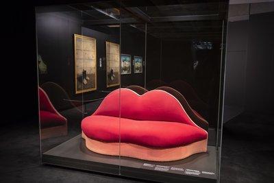 'Surrealist Art: Masterpieces from Museum Boijmans Van Beuningen', Te Papa Tongarewa, foto's: Maarten Holl,