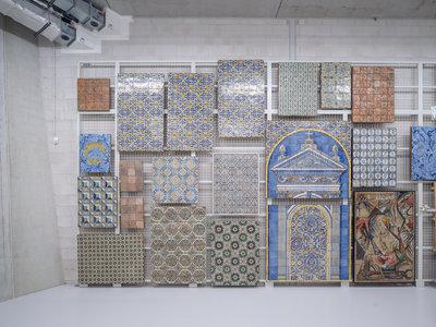 Kunst in het Depot Boijmans Van Beuningen. Foto: Ossip van Duivenbode