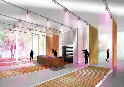 Impressie van restaurant Renilde ontwerp. Beeld: Concrete