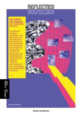 Inzending Anniek van Bemmel, posterontwerp: Thonik