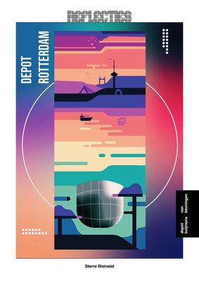 Inzending Sterre Rietveld, posterontwerp: Thonik