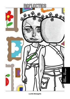 Inzending Lucille Balzagette, posterontwerp: Thonik