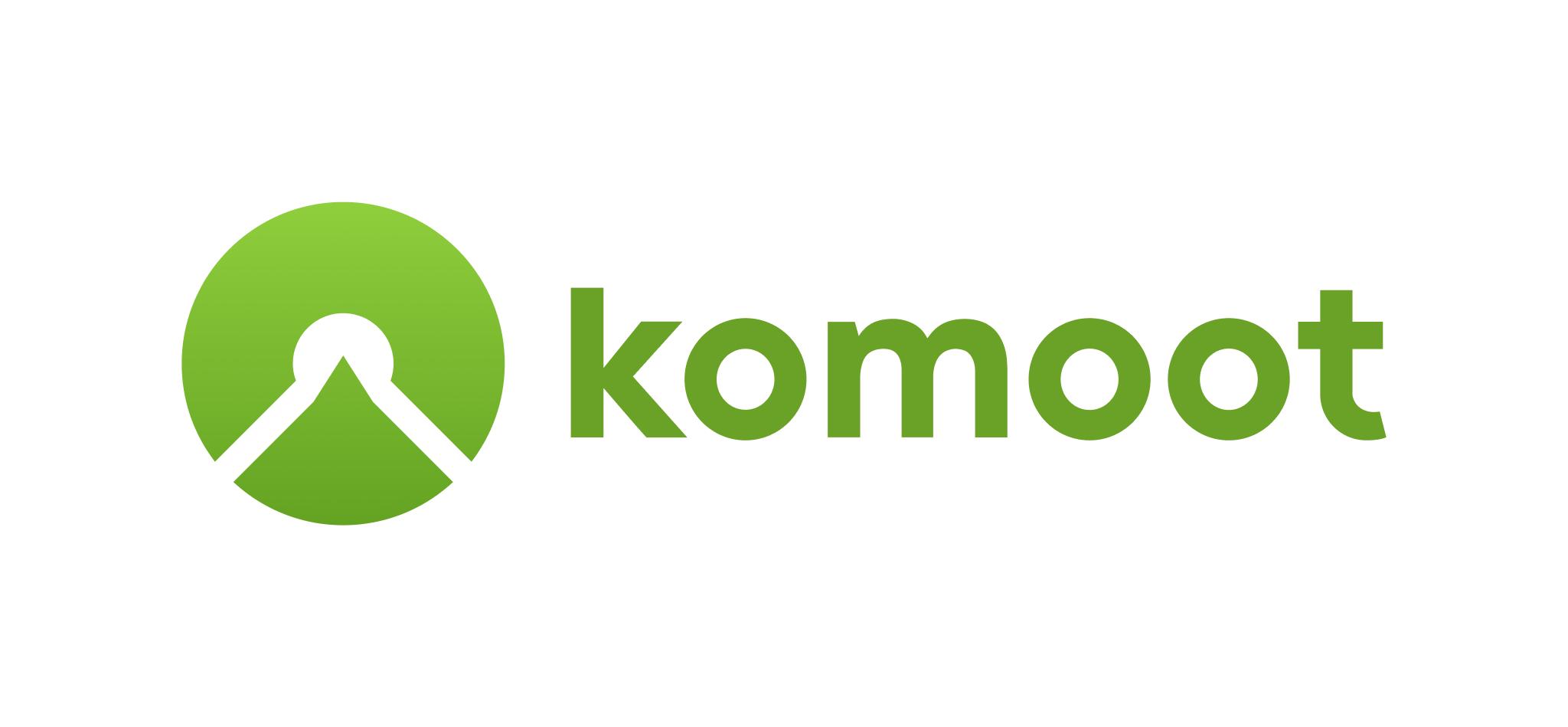 Kit de presse: Logo | Espace presse Komoot