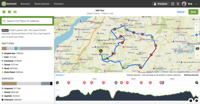 Route Planner 2