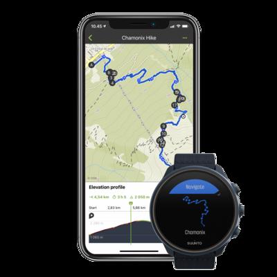 S9+Baro-Komoot+app-Granite+Blue-Chamonix