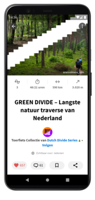 Green Divide Bikepacking Collection top
