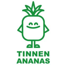 Tinnen Ananas logo